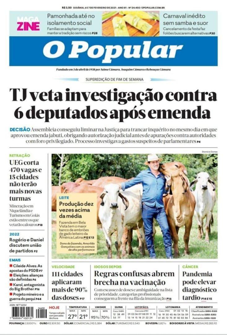 Jornal o Popular